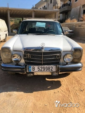 Mercedes-Benz in Berqayel - مودال 74