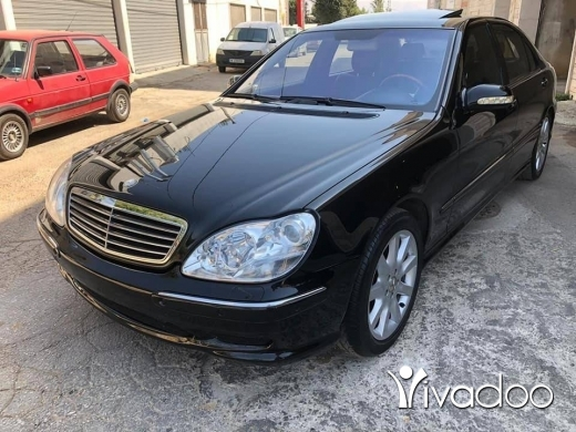 Mercedes-Benz in Beirut City - S500 Mercedes