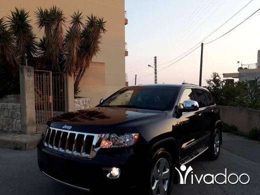 Jeep in Beirut City - 2011 grand cherokee laredo 4wd ajnabe v6