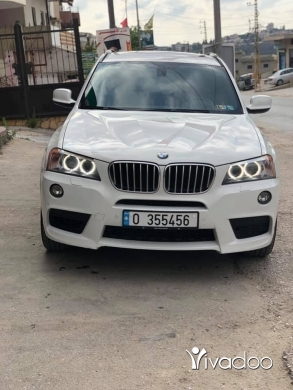 BMW in Port of Beirut - bmw x3