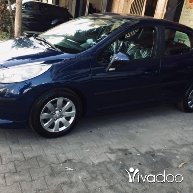 Peugeot in Tripoli - for sale 207 model 2009