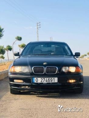 BMW in Nabatyeh - 323 syara 7elwe 2000