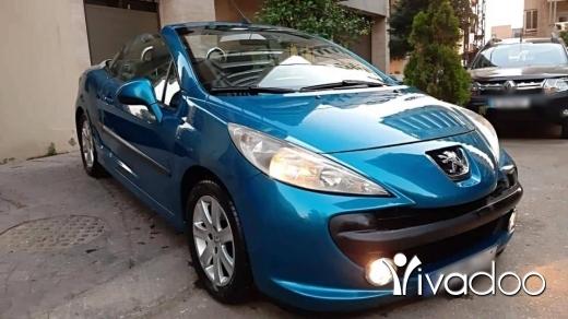 Peugeot in Tripoli - بيجو ٢٠٧ موديل ٢٠٠٩ اتوماتيك - كشف - مالك واحد