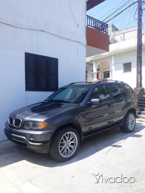 BMW in Zgharta - Bmw X5 2003 6 cylindres