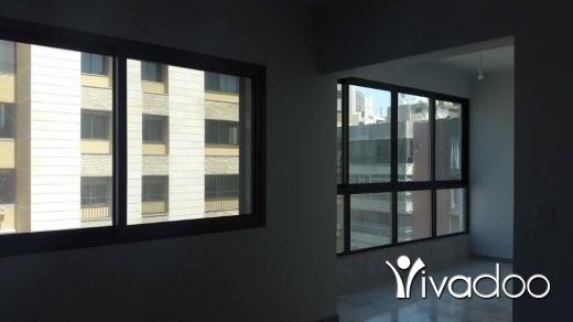 Apartments in Aicha Bakkar - شقة في الظريف الملا للبيع 3نوم-صالون وسفرة-3حمامات-طابق5-بناء جديد-بئر-مولد-موقف- 154م 380.000الف دو