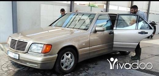 Mercedes-Benz in Jiyeh - للبيع او المقايضة S320 موديل 99