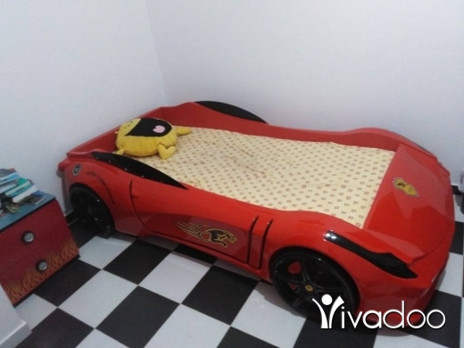Single Beds in Mansourieh - Car boy bedroom