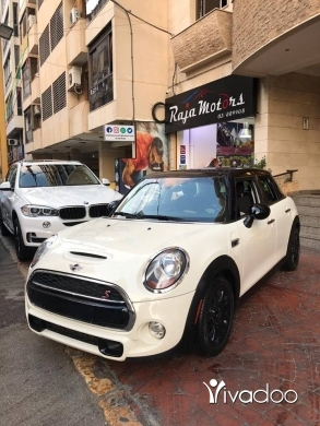 Mini in Beirut City - Mini Cooper S 4dr Hatchback 2015