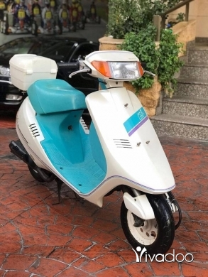 Other Motorbikes in Beirut City - Honda DJ-1 1990