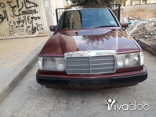 Mercedes-Benz in Beirut City - Marsedec 260 model 89