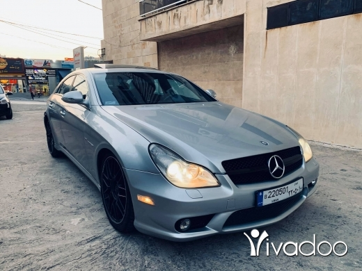 Mercedes-Benz in Beirut City - Mercedes cls55 amg 2006