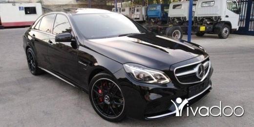 Mercedes-Benz in Beirut City - E550 2010 kit 2015 AMG.امكانية الفحص بالكامل.٧٠٤٥٥٤١٤