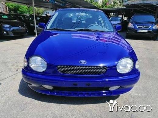 Toyota in Beirut City - 1998 Toyota Corolla Full Options