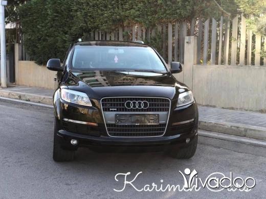 Audi in Tripoli - audi