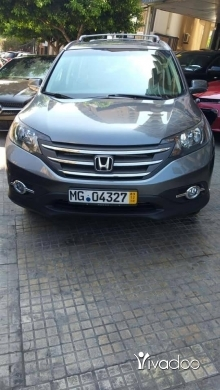 Honda in Port of Beirut - crv