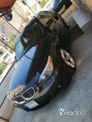 BMW in Deir Ammar - e60 2004 لوك M5