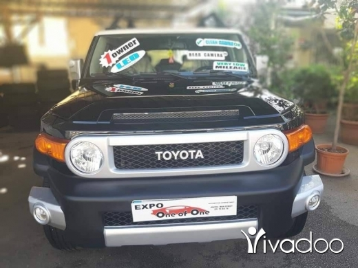 Toyota in Bouchrieh - Toyota FJ cruiser 2013