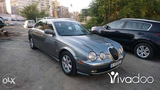 Jaguar in Beirut City - Jaguar S type full automatic 2003