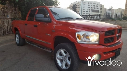 Dodge in Tripoli - Dodge Ram 1500.4x4