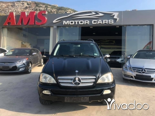 Mercedes-Benz in Tripoli - mercedes ml