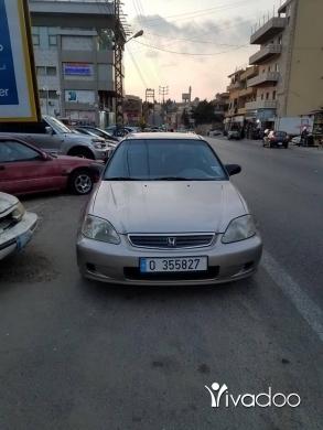 Honda in Port of Beirut - honda