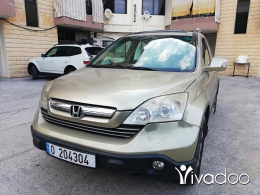 Honda in Bchamoun - Honda Crv 2007 full option