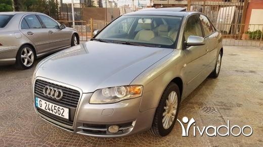 Audi in Khalde - Audi A4 1.8T 2006