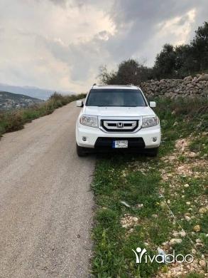Honda in Tripoli - هوندا بايلوت