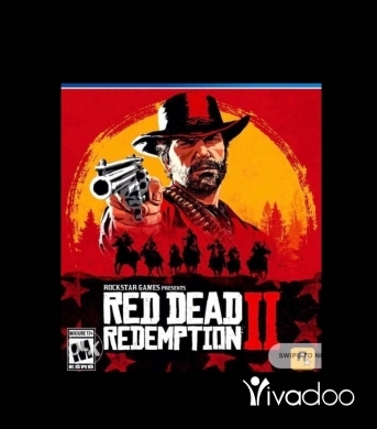 Games in Antilias - Red dead redemption 2