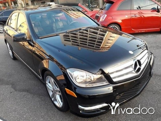 Mercedes-Benz in Beirut City - Mercedes c 250 FULL 2013