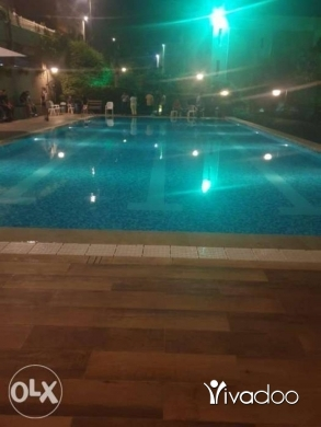 Apartments in Adma - adma large apartment with pool + fireplace