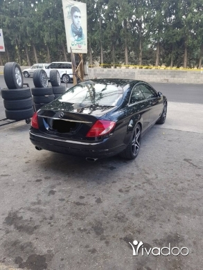 Mercedes-Benz in Nabatyeh - Mercedes CL500 full option 2008, price is negotiable due to emergency travel