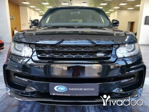 Land Rover in Verdun - Range Rover Sport Supercharged Startech 2014