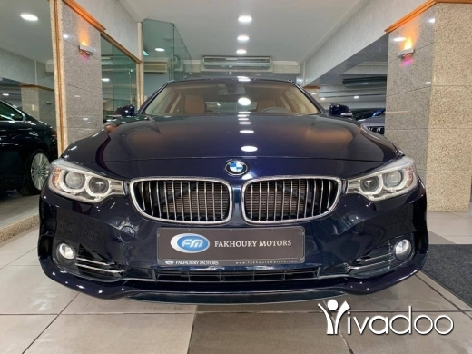 BMW in Ras-Beyrouth - BMW 420i Coupe 2015