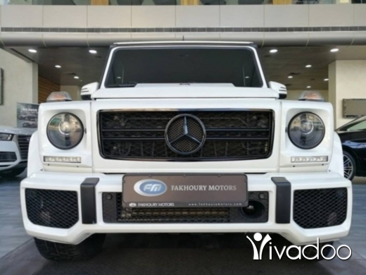 Mercedes-Benz in Ras-Beyrouth - Mercedes Benz G55 AMG 2011
