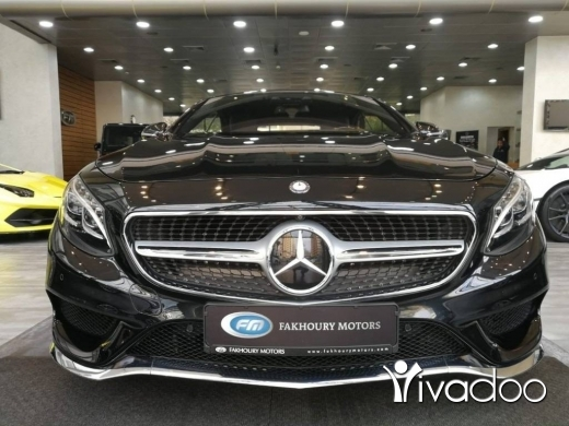 Mercedes-Benz in Verdun - Mercedes Benz S550 4MATIC Coupe 2015