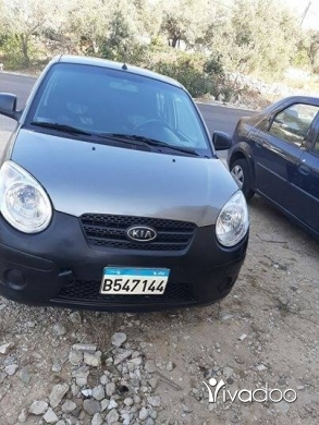 Kia in Beirut City - بيكانتو 2010