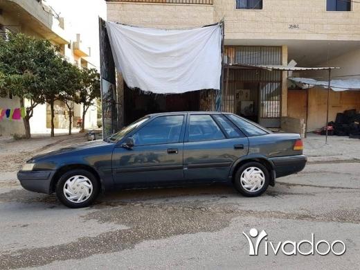 Daewoo in Port of Beirut - car