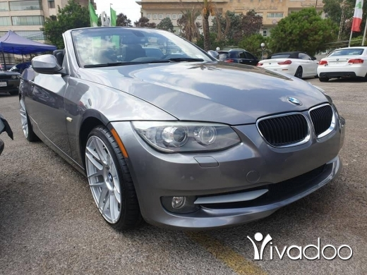 BMW in Beirut City - 2011 bmw e93 328i