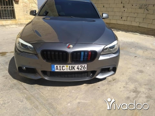 BMW in Tripoli - For salle or trade f10 535i