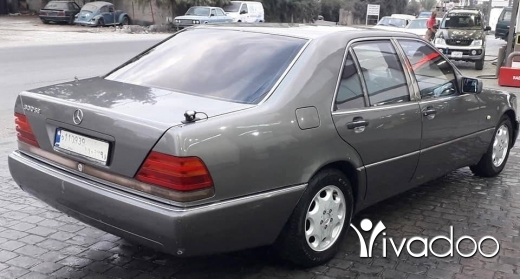 Mercedes-Benz in Tal Bireh - mercedes