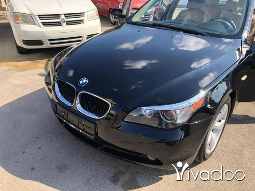 BMW in Tripoli - ٥٣٠ bmw ٢٠٠٥ خارقة