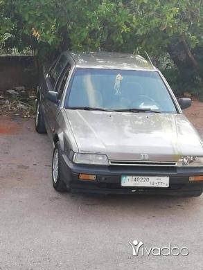 Honda in Akkar el-Atika - هوندا اكورد 89