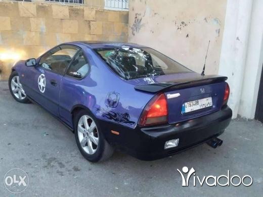 Honda in Port of Beirut - هوندا سبور قويه اربعه سلندر