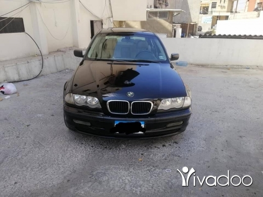 BMW in Port of Beirut - 328 super 5are2 2000