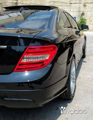 Mercedes-Benz in Saida - mercedes~ black\black