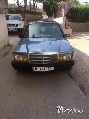 Mercedes-Benz in Saida - FOR SALE MERCEDS BENZ 190