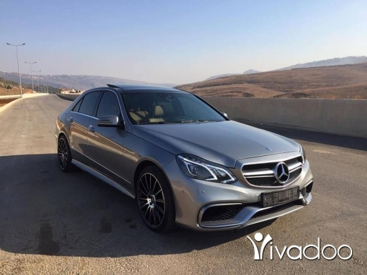 Mercedes-Benz in Nabatyeh - E550 mod 2010 kit 2015