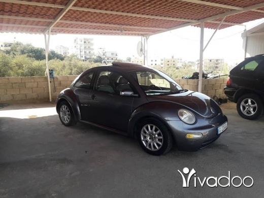 Volkswagen in Barsa - beetle 2004