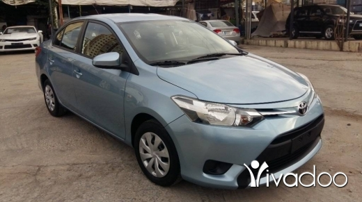 Toyota in Sad el-Baouchrieh - Toyota yaris 2016 1.5 sedan